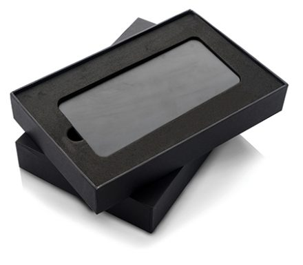 Promotional Packaging Black box