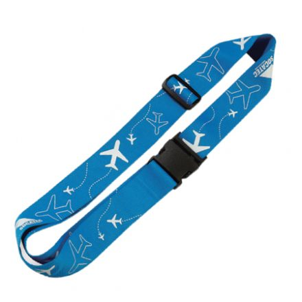 Promotional Luggage Straps