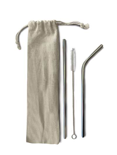 SP143, Reusable Straw Set, Drinkware, Promotional Products