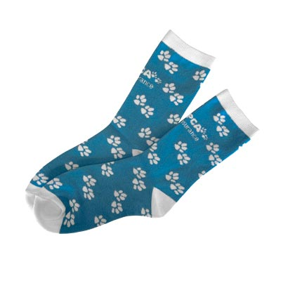 promotional crew cut socks