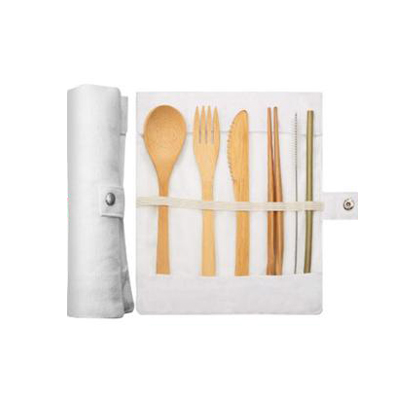 Promotional Reusable Cutlery Bamboo Sets